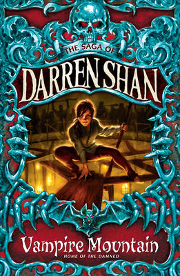 Picture of Vampire Mountain (the Saga of Darren Shan, Book 4)