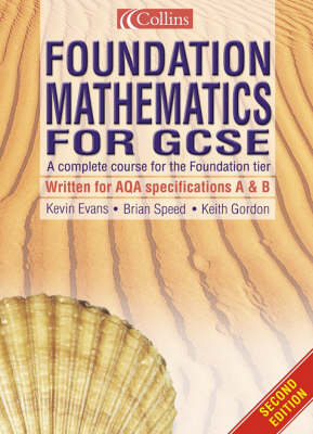 Picture of Foundation Mathematics for GCSE