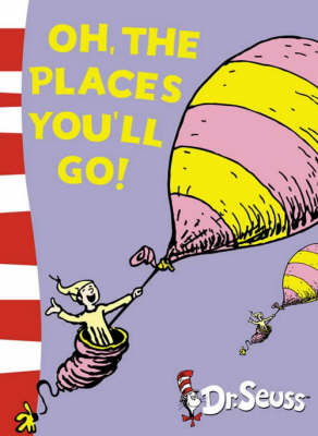 Picture of Dr. Seuss - Yellow Back Book: Oh, The Places You'll Go!: Yellow Back Book