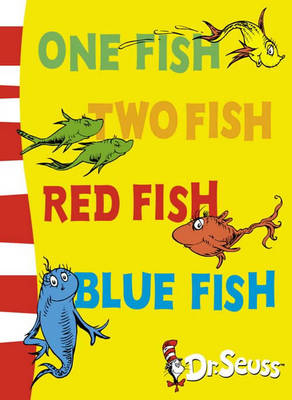 Picture of One Fish, Two Fish, Red Fish, Blue Fish: Blue Back Book
