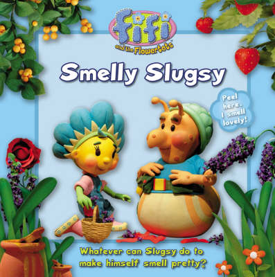 Picture of Smelly Slugsy: Read-to-Me Scented Storybook