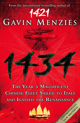 Picture of 1434: The Year a Chinese Fleet Sailed to Italy and Ignited the Renaissance