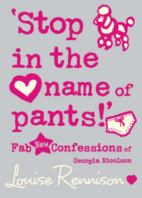 Picture of Stop in the Name of Pants!