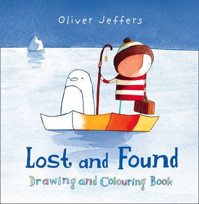 Picture of Lost and Found Drawing and Colouring Book
