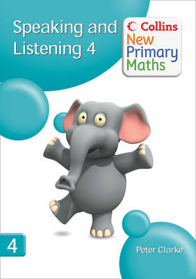 Picture of Collins New Primary Maths: Speaking and Listening 4