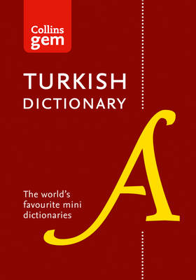 Picture of Collins GEM Turkish Dictionary