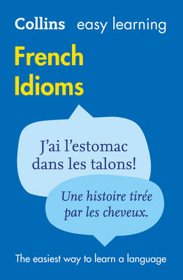 Picture of Easy Learning French Idioms