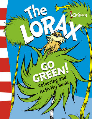 Picture of The Lorax Go Green Activity Book