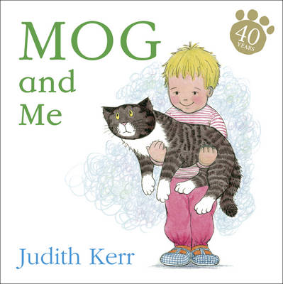 Picture of Mog and Me Board Book