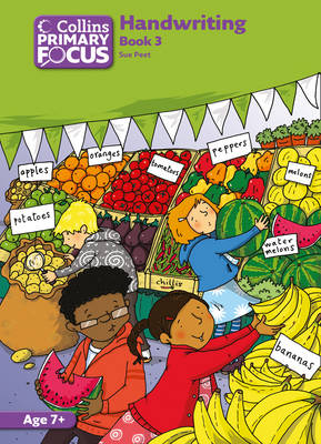 Picture of Collins Primary Focus - Book 3: Handwriting: Book 3