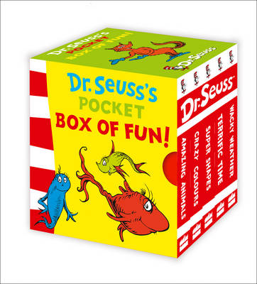 Picture of Dr. Seuss's Pocket Box of Fun!