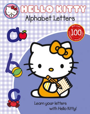 Picture of Learn with Hello Kitty: Alphabet Letters