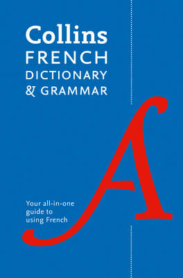 Picture of Collins French Dictionary and Grammar: 120,000 Translations Plus Grammar Tips