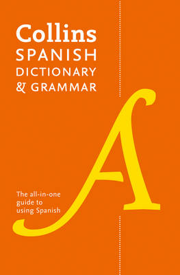 Picture of Collins Spanish Dictionary and Grammar: 120,000 Translations Plus Grammar Tips