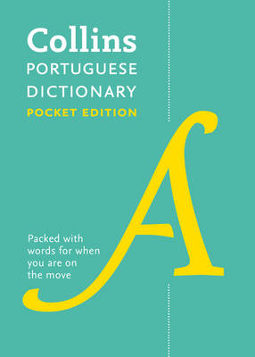 Picture of Collins Portuguese Dictionary Pocket Edition: 51,000 Translations in a Portable Format