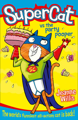 Picture of Supercat vs the Party Pooper (Supercat, Book 2)