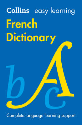 Picture of Easy Learning French Dictionary