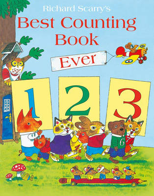 Picture of Best Counting Book Ever