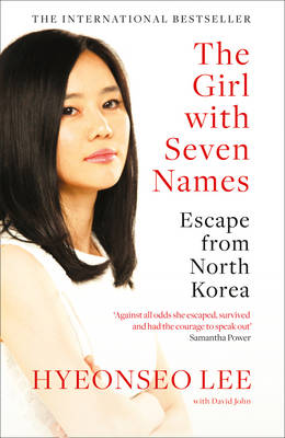 Picture of The Girl with Seven Names: Escape from North Korea