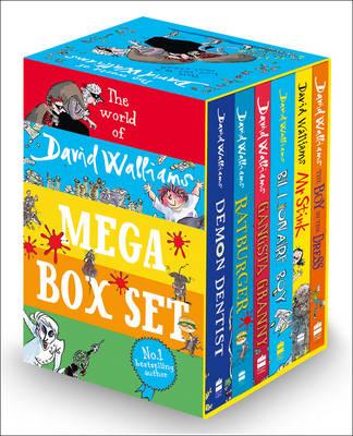 Picture of The World of David Walliams: Mega Box Set