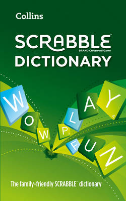 Picture of Collins Scrabble Dictionary: The Family-Friendly Scrabble Dictionary