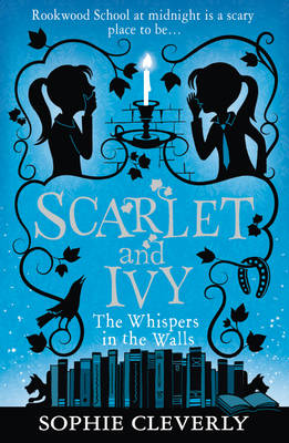 Picture of The Whispers in the Walls (Scarlet and Ivy, Book 2)