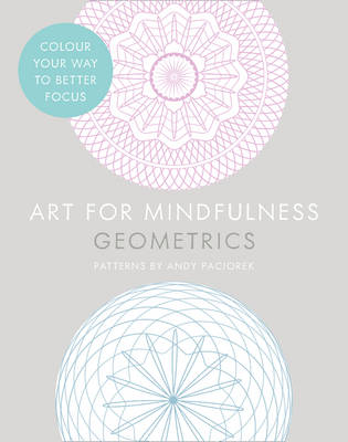 Picture of Art for Mindfulness Geometrics