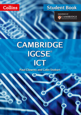 Picture of Cambridge IGCSE ICT Student Book and CD-ROM