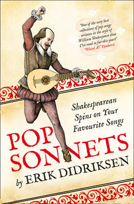 Picture of Pop Sonnets: Shakespearean Spins on Your Favourite Songs