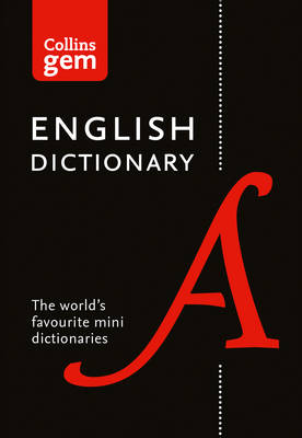 Picture of Collins English Dictionary: 85,000 Words in a Mini Format