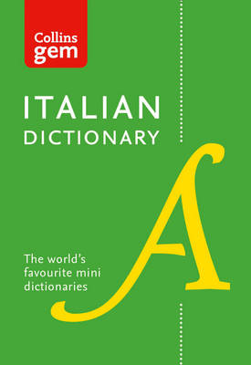Picture of Collins Italian Dictionary: 40,000 Words and Phrases in a Mini Format
