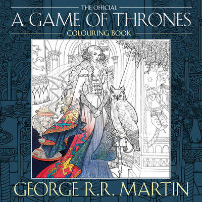 Picture of The Official A Game of Thrones Colouring Book