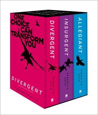 Picture of Divergent: Books 1-3