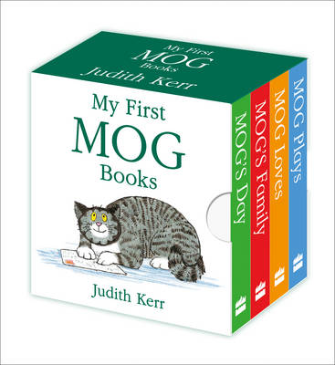 Picture of My First Mog Books