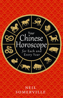 Picture of Your Chinese Horoscope for Each and Every Year