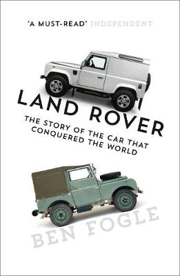 Picture of Land Rover: The Story of the Car That Conquered the World