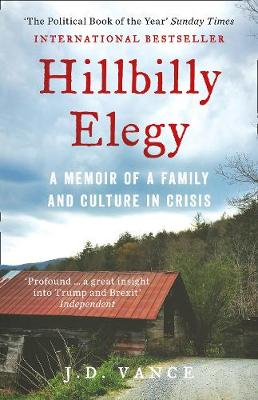 Picture of Hillbilly Elegy: A Memoir of a Family and Culture in Crisis