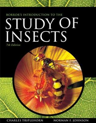 Picture of Borror and Delong's Introduction to the Study of Insects