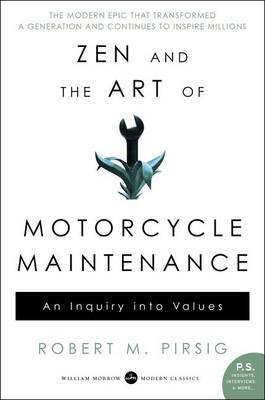 Picture of Zen and the Art of Motorcycle Maintenance: An Inquiry Into Values