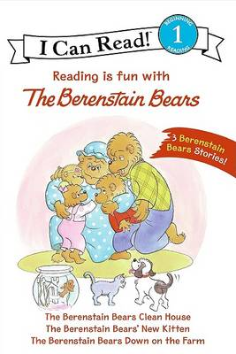Picture of Berenstain Bears I Can Read Collection