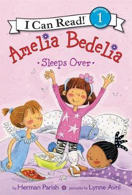 Picture of Amelia Bedelia Sleeps Over