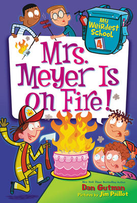 Picture of Mrs. Meyer is on Fire!