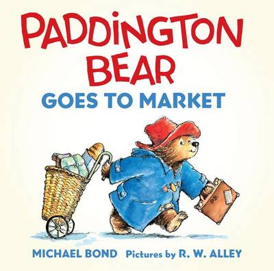 Picture of Paddington Bear Goes to Market Board Book