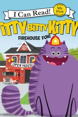 Picture of Itty Bitty Kitty: Firehouse Fun