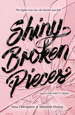 Picture of Shiny Broken Pieces: A Tiny Pretty Things Novel