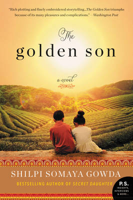 Picture of The Golden Son: A Novel