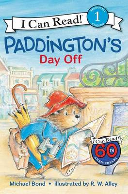 Picture of Paddington's Day Off