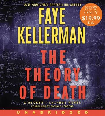 Picture of The Theory of Death: A Decker/Lazarus Novel