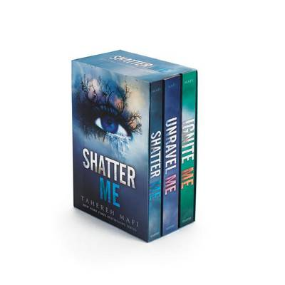 Picture of Shatter Me Series Box Set: Shatter Me, Unravel Me, Ignite Me