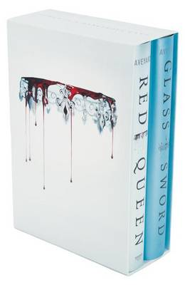 Picture of Red Queen 2-Book Hardcover Box Set: Red Queen and Glass Sword